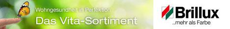 Brillux Vita-Sortiment Banner