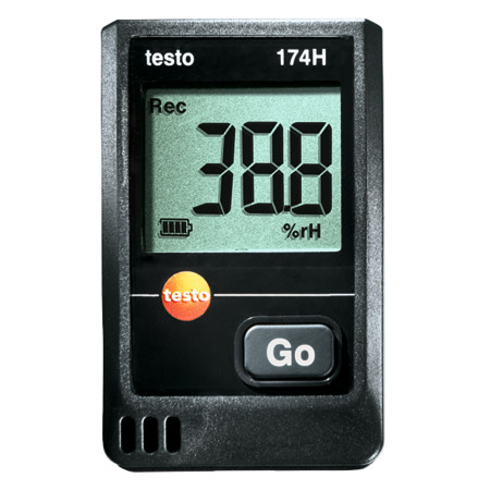 Testo Datenlogger 174 H, Set